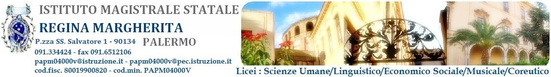 Piattaforma del Liceo Magistrale Statale Regina Margherita